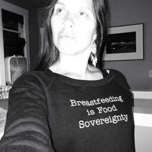 Breastfeeding is Food Sovereignty