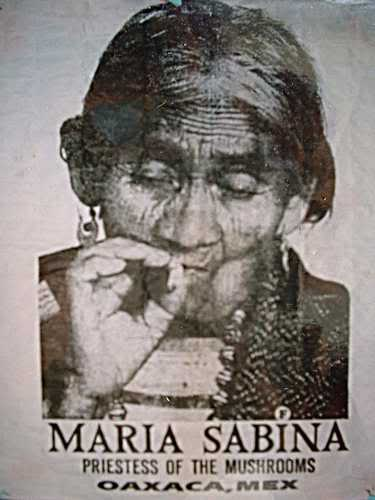 Maria Sabina: Magic mushrooms and silencing the saint children