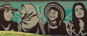 Decolonizing Street Art : Anticolonial Street Artists Convergence