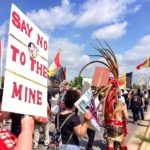 VIDEO: Historic gathering in Eagle Pass, Tx unites Native Texans, Xicanx, and local community in call to shut down the Dos Republicas coal mine