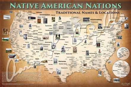 Tribal Nations Map Reclaiming our names: The Tribal Nations Maps project   Xica Nation