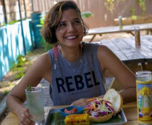 San Antonio's Rebel Mariposa of La Botanica on the power of cultura, food, and art