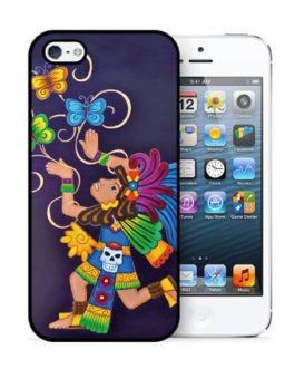 Aztec Phone Cases (Arte Yolteotl)