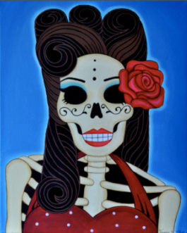 Day of the Dead Art Prints (Arte Yolteotl)