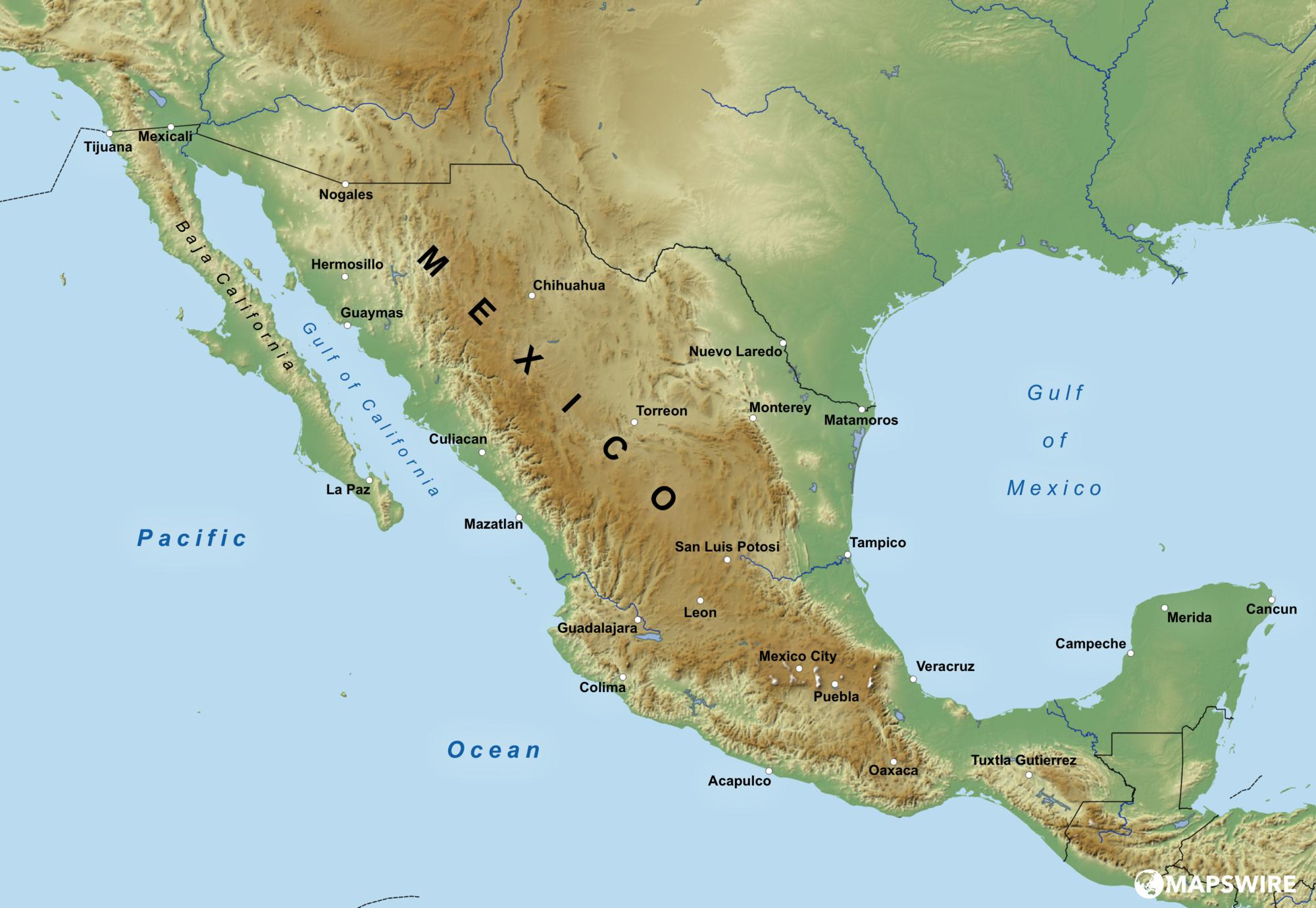 Brown Journeys through Mexico Profundo