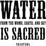 water is sacred