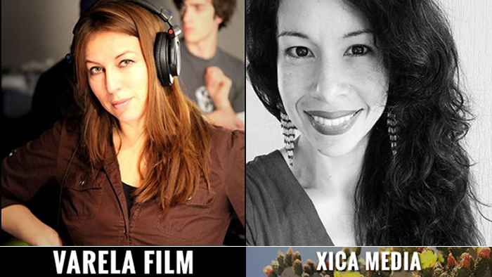 Xica Media's Iris Rodriguez and Laura Varela on Nuestra Palabra Sept. 4th at 6pm CST