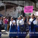 VIDEO: Celebrating Seven Years of Self Governance in Cherán, Michoacán