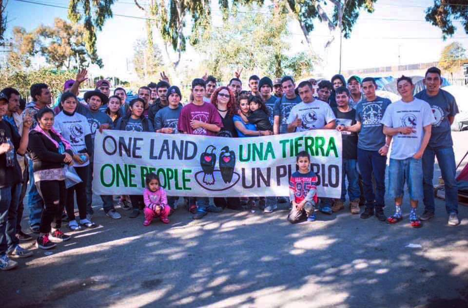 One Land One People / Una Tierra Un Pueblo