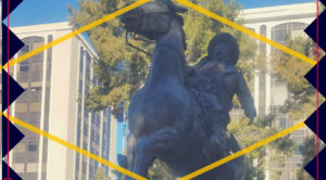 "Attempted removal of Pancho Villa Statue, ""Tucson's Welcoming Mat"""