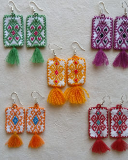 Pantli Mexican Earrings (Bulk sale)