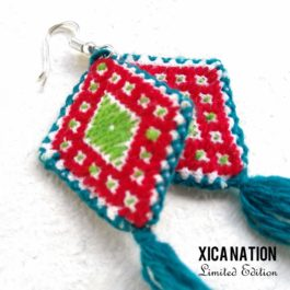 Mexican Earrings de Manta