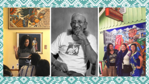 Please Support: Red Salmon Arts, casa de Resistencia Books, Needs New Home