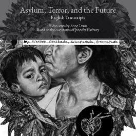 Asylum, Terror, and the Future Transcript PDF (English/Spanish)
