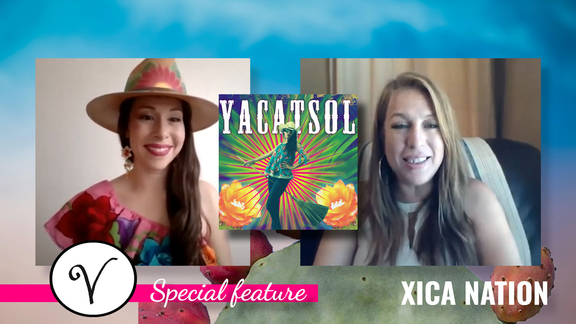 "Yacatsol: A border-crossing, multilingual, decolonial, ""cura"" music and art project"