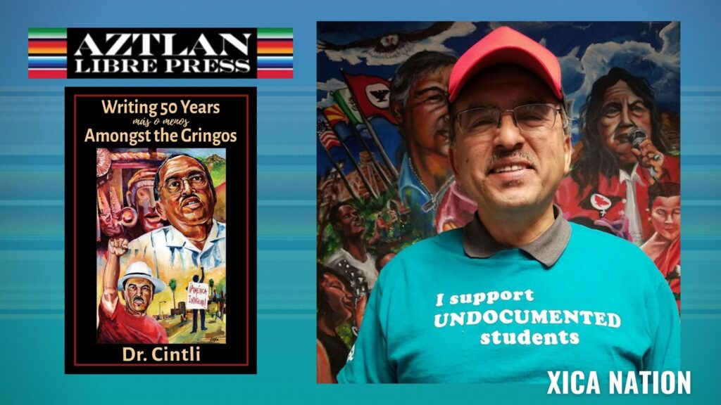 Read more about the article Upcoming Book: Writing 50Years (mas o menos) Amongst the Gringos